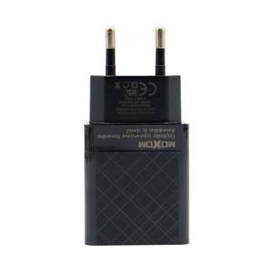 Slika od Kucni punjac Moxom MX-HC22 2xUSB 5V/2.4A za Iphone lightning crni