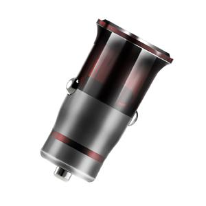 Slika od Auto punjac LDNIO C304Q USB 5V/3A FAST QC 3.0 za Iphone lightning bordo