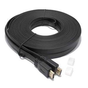 Slika od HDMI kabal na HDMI 15m FLAT crni