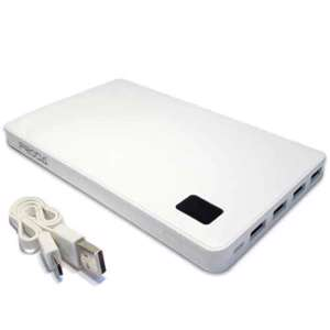 Slika od Power Bank REMAX PRODA Notebook PPP-7 30000mAh 4xUSB beli