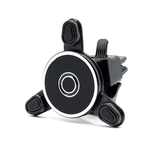 Slika od Drzac za mobilni telefon C0488 magnetni crni (ventilacija)