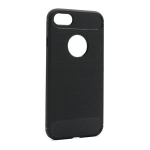 Slika od Futrola silikon BRUSHED za Iphone 7 crna