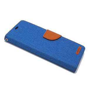 Slika od Futrola BI FOLD MERCURY Canvas za Samsung G955F Galaxy S8 Plus plava