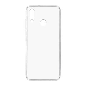 Slika od Futrola ULTRA TANKI PROTECT silikon za Huawei P20 Lite providna (bela)
