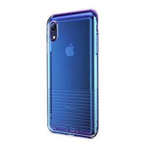 Slika od Futrola BASEUS Colorful Airbag za Iphone XR plava