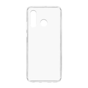 Slika od Futrola ULTRA TANKI PROTECT silikon za Huawei P30 Lite providna (bela)