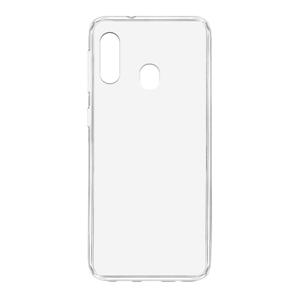 Slika od Futrola ULTRA TANKI PROTECT silikon za Samsung A405F Galaxy A40 providna (bela)