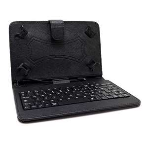 Slika od Futrola za Tablet+tastatura 7in crna