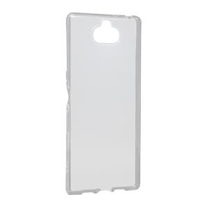 Slika od Futrola ULTRA TANKI PROTECT silikon za Sony Xperia 10 Plus providna (bela)