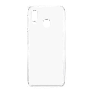 Slika od Futrola ULTRA TANKI PROTECT silikon za Samsung A202F Galaxy A20e providna (bela)