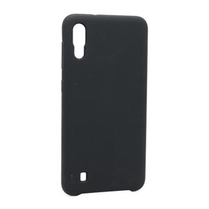 Slika od Futrola Silky and soft za Samsung M105F Galaxy M10 crna