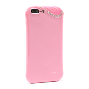 Slika od Futrola Stylish za Iphone 7 Plus/8 Plus roze