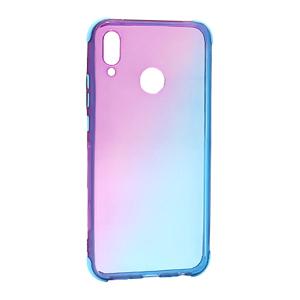 Slika od Futrola Double color za Huawei Y9 2019 ljubicasto-plava