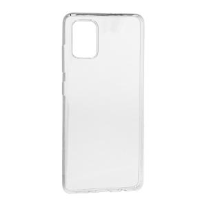 Slika od Futrola ULTRA TANKI PROTECT silikon za Samsung A515F Galaxy A51 providna (bela)