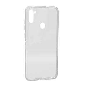 Slika od Futrola ULTRA TANKI PROTECT silikon za Samsung A115F Galaxy A11 providna (bela)