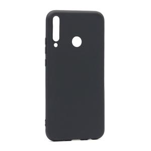 Slika od Futrola ULTRA TANKI KOLOR za Huawei P40 Lite E crna