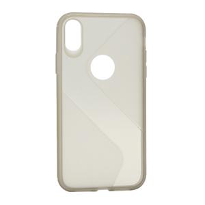 Slika od Futrola silikon S Line za Iphone XS Max siva