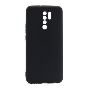 Slika od Futrola ULTRA TANKI KOLOR za Xiaomi Redmi 9 crna