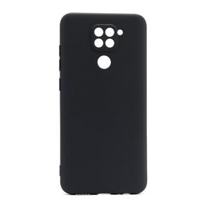 Slika od Futrola ULTRA TANKI KOLOR za Xiaomi Redmi Note 9 crna