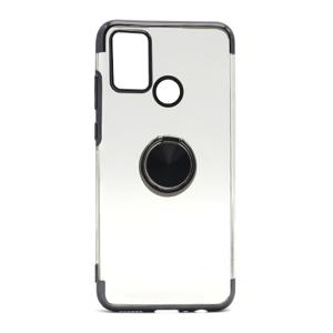 Slika od Futrola MAGNETIC RING CLEAR za Huawei Honor 9A crna