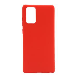 Slika od Futrola GENTLE COLOR za Samsung Galaxy Note 20 crvena