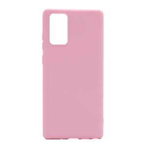Slika od Futrola GENTLE COLOR za Samsung Galaxy Note 20 roze
