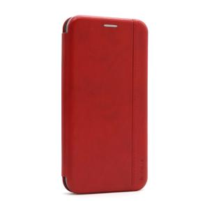 Slika od Futrola BI FOLD Ihave Gentleman za Iphone 12 Pro Max (6.7) crvena