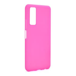Slika od Futrola ULTRA TANKI KOLOR za Huawei P Smart 2021/Y7a pink