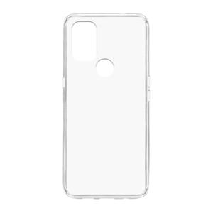 Slika od Futrola ULTRA TANKI PROTECT silikon za OnePlus Nord N100 providna (bela)