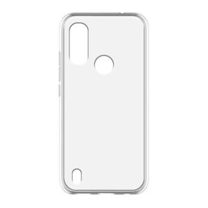 Slika od Futrola silikon CLEAR za Motorola Moto E6i providna
