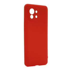 Slika od Futrola GENTLE COLOR za Xiaomi Mi 11 crvena