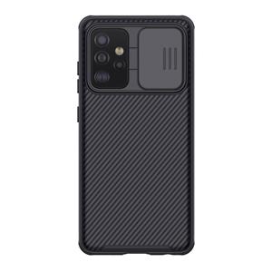 Slika od Futrola Nillkin Cam Shield Pro za Samsung A525F/A526B/A528B Galaxy A52 4G/A52 5G/A52s 5G crna