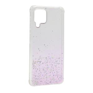 Slika od Futrola Simple Sparkle za Samsung A225F Galaxy A22 4G roze