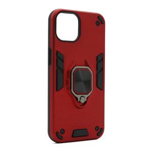 Slika od Futrola Square ring za Iphone 13 crvena