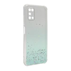 Slika od Futrola Simple Sparkle za Samsung A037G Galaxy A03s tirkizna