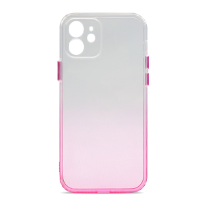 Slika od Futrola Colorful Edge za iPhone 12 (6.1) pink