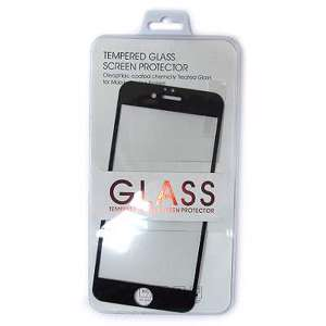 Slika od Folija za zastitu ekrana GLASS za Iphone 6G/6S crna