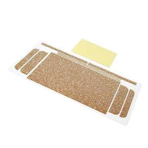 Slika od Folija za zastitu GLITTER za Iphone 6 Plus back bronzana