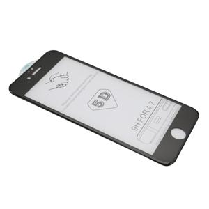 Slika od Folija za zastitu ekrana GLASS 5D za Iphone 6G/6S crna