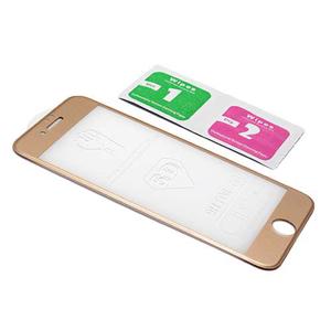 Slika od Folija za zastitu ekrana GLASS 5D za Iphone 7 zlatna