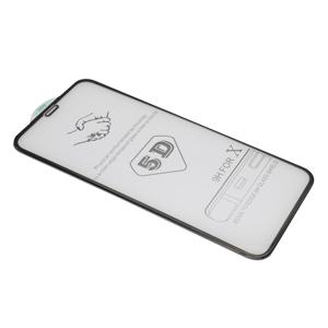Slika od Folija za zastitu ekrana GLASS 5D za Iphone X/XS/11 Pro crna