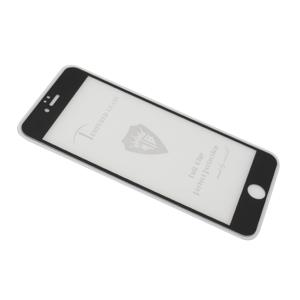 Slika od Folija za zastitu ekrana GLASS 2.5D za Iphone 6 Plus crna