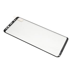 Slika od Folija za zastitu ekrana GLASS 3D FULL GLUE NT za Samsung G960F Galaxy S9 zakrivljena crna