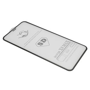 Slika od Folija za zastitu ekrana GLASS 5D za Iphone XS Max/11 Pro Max crna