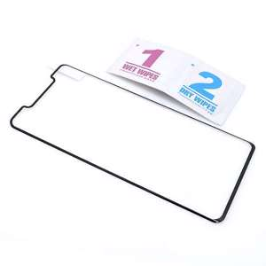 Slika od Folija za zastitu ekrana GLASS 3D MINI FULL GLUE NT za Huawei Mate 20 Pro zakrivljena crna