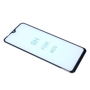 Slika od Folija za zastitu ekrana GLASS 5D za Samsung M205F Galaxy M20 crna