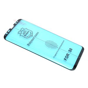 Slika od Folija za zastitu ekrana POLYMER NANO za Samsung G950F Galaxy S8 crna