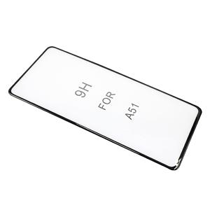 Slika od Folija za zastitu ekrana GLASS 5D za Samsung A515F Galaxy A51 crna