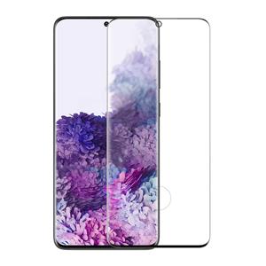 Slika od Folija za zastitu ekrana GLASS NILLKIN za Samsung G985F Galaxy S20 Plus 3D CP+ MAX crna