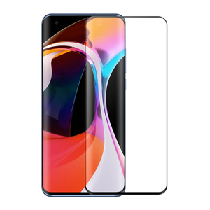 Slika od Folija za zastitu ekrana GLASS NILLKIN za Xiaomi MI 10 3D CP+ MAX crna